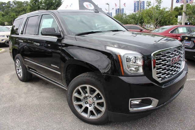 New GMC   Buy  Lease  or Finance   Gainesville FL 32609 New 2018 GMC Yukon in Gainesville Florida