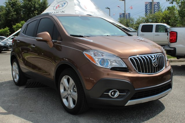Used SUV Offers   Prices   Gainesville FL Used 2016 Buick Encore in Gainesville Florida