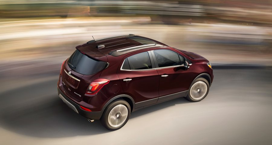 New Buick Encore Finance Offers Lease Prices from Buick GMC of Beaverton New Buick Encore for Sale Portland OR