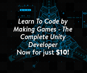 Learn to Code with Unity