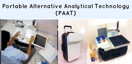 Portable Alternative Analytical Technology (PAAT)