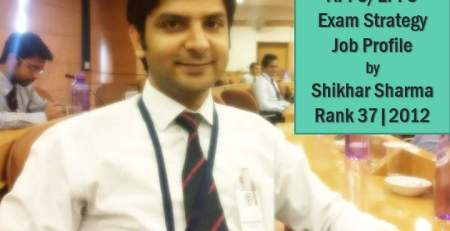 APFC-EPFO-job-profile exam strategy