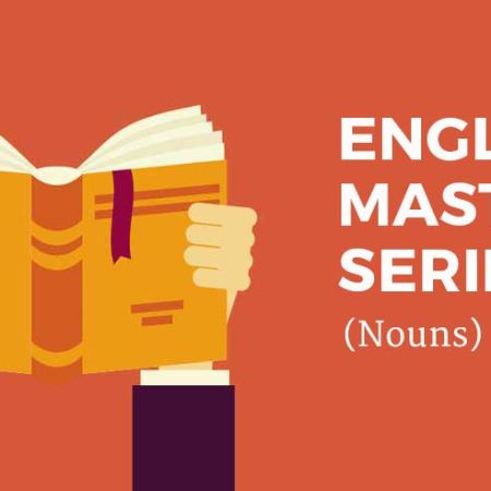 English Master Series Nouns