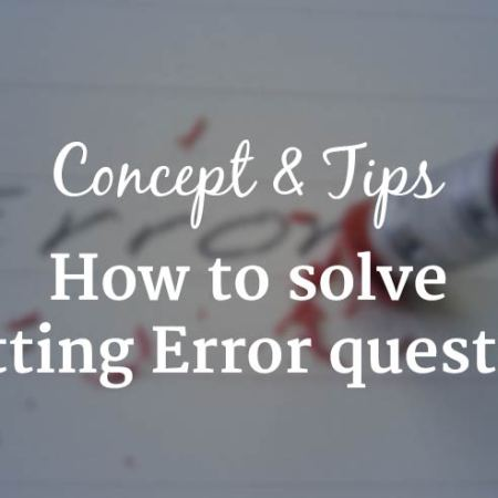 How-to-solve-Spotting-Error-questions