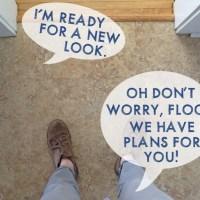 DIY Inspiration: Painting Tile Floors
