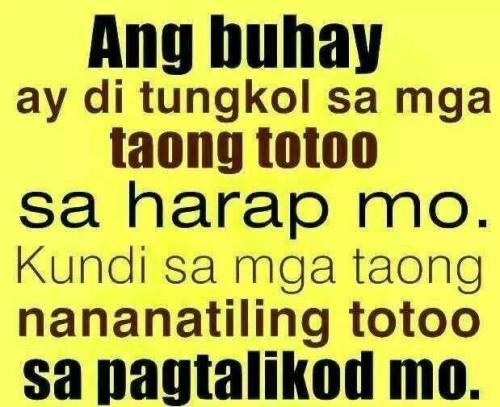 The gallery for --> Quotes Tagalog Patama Sa Mga Plastik