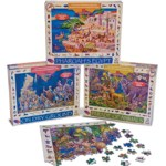 pieces of history puzzles from findit games