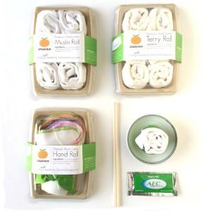 satsuma sushi roll gift set