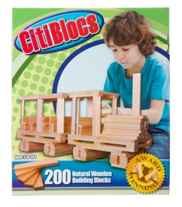 citiblocs 200 piece set