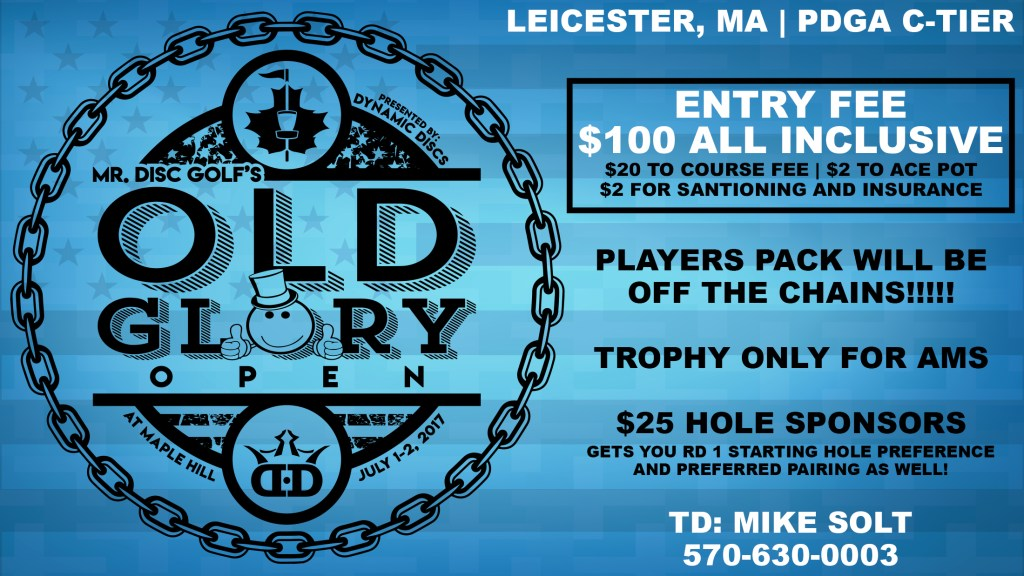 MRDG Old Glory Open-2017