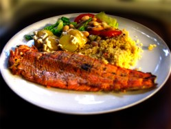 Teal Quick Tasty Bbq Trout Fillets Super Recipes Trout Fisherman A Blog About Flyfishing Grilled Rainbow Trout Recipes Foil Grilled Steelhead Trout Recipes
