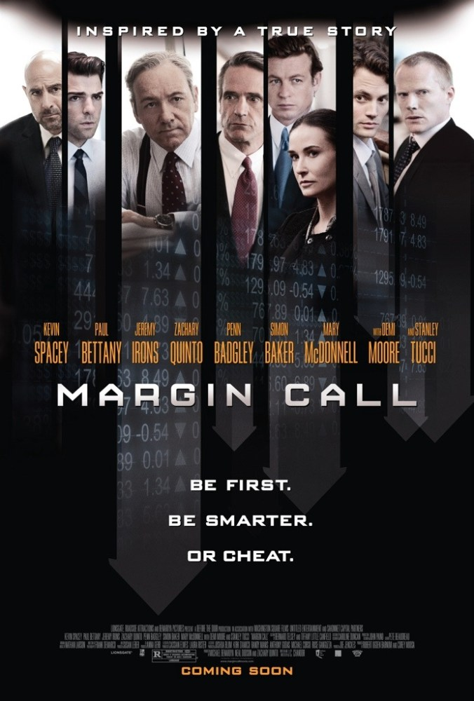 Margin Call * * * * (1/2)