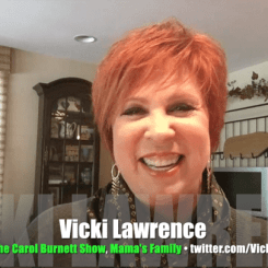 <!-- AddThis Sharing Buttons above --><div class='at-above-post-homepage addthis_default_style addthis_toolbox at-wordpress-hide' data-title='Vicki Lawrence as Carol Burnett's mother? That's comedy! VIDEO INTERVIEW' data-url='http://mrmedia.com/2016/06/vicki-lawrence-carol-burnetts-mother-thats-comedy-video-interview/'></div>http://media.blubrry.com/interviews/p/s3.amazonaws.com/media.mrmedia.com/audio/MM-Vicki-Lawrence-actress-The-Carol-Burnett-Show-Mamas-Family-052616.mp3Podcast: Play in new window | Download (Duration: 19:36 — 17.9MB) | EmbedSubscribe: iTunes | Android | Email | Google Play | Stitcher | RSSToday's Guest: Vicki Lawrence, actress, comedienne,...<!-- AddThis Sharing Buttons below --><div class='at-below-post-homepage addthis_default_style addthis_toolbox at-wordpress-hide' data-title='Vicki Lawrence as Carol Burnett's mother? That's comedy! VIDEO INTERVIEW' data-url='http://mrmedia.com/2016/06/vicki-lawrence-carol-burnetts-mother-thats-comedy-video-interview/'></div>