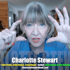 """<!-- AddThis Sharing Buttons above --><div class='at-above-post-homepage addthis_default_style addthis_toolbox at-wordpress-hide' data-title='Sex, drugs, rock 'n' roll with Little House star Charlotte Stewart! VIDEO INTERVIEW' data-url='http://mrmedia.com/2016/06/sex-drugs-rock-n-roll-little-house-star-charlotte-stewart-video-interview/'></div>http://media.blubrry.com/interviews/p/s3.amazonaws.com/media.mrmedia.com/audio/MM-Charlotte-Stewart-actress-Twin-Peaks-Little-House-Eraserhead-052316.mp3Podcast: Play in new window 