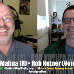 """<!-- AddThis Sharing Buttons above --><div class='at-above-post-homepage addthis_default_style addthis_toolbox at-wordpress-hide' data-title='BRAINS! Joshua Malina, Rob Kutner chase Runaway Brains! VIDEO INTERVIEW' data-url='http://mrmedia.com/2016/06/brains-joshua-malina-rob-kutner-chase-runaway-brains-video-interview/'></div>http://media.blubrry.com/interviews/p/s3.amazonaws.com/media.mrmedia.com/audio/MM-Joshua-Malina-Scandal-Rob-Kutner-Conan-Runaway-Brains-061316.mp3Podcast: Play in new window 