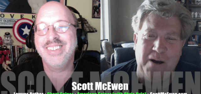 <!-- AddThis Sharing Buttons above --><div class='at-above-post-homepage addthis_default_style addthis_toolbox at-wordpress-hide' data-title='1274 Sniper Elite novelist Scott McEwen: from Chris Kyle to Ghosts! VIDEO INTERVIEW' data-url='http://mrmedia.com/2016/07/sniper-elite-novelist-scott-mcewen-chris-kyle-ghosts-video-interview/'></div>Today's Guest: Scott McEwen, co-author, American Sniper (with Chris Kyle); novelist, Ghost Sniper (with Thomas Koloniar), lawyer  Watch this exclusive Mr. Media interview with Scott McEwen by clicking on...<!-- AddThis Sharing Buttons below --><div class='at-below-post-homepage addthis_default_style addthis_toolbox at-wordpress-hide' data-title='1274 Sniper Elite novelist Scott McEwen: from Chris Kyle to Ghosts! VIDEO INTERVIEW' data-url='http://mrmedia.com/2016/07/sniper-elite-novelist-scott-mcewen-chris-kyle-ghosts-video-interview/'></div>