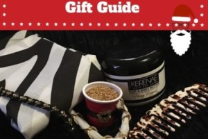 Curly Girls Literally Last Minute Gift Guide