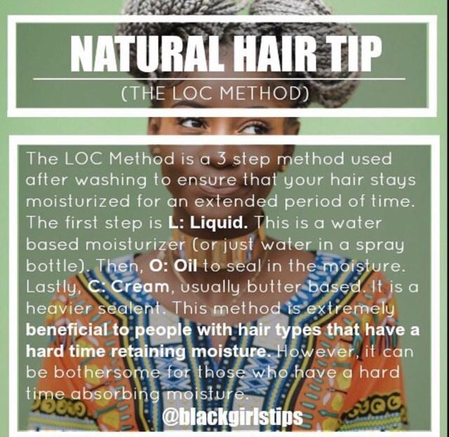 101 Natural Hair tips: Winter Hair Tips