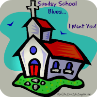 The Sunday School Blues - I Want You!