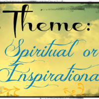 Spiritual Inspiration Through Song - #TunesdayTuesday