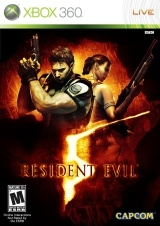 Resi 5 box art