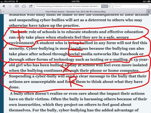 School Violence Essay: Suggest Your Own Way to Treat It by ...