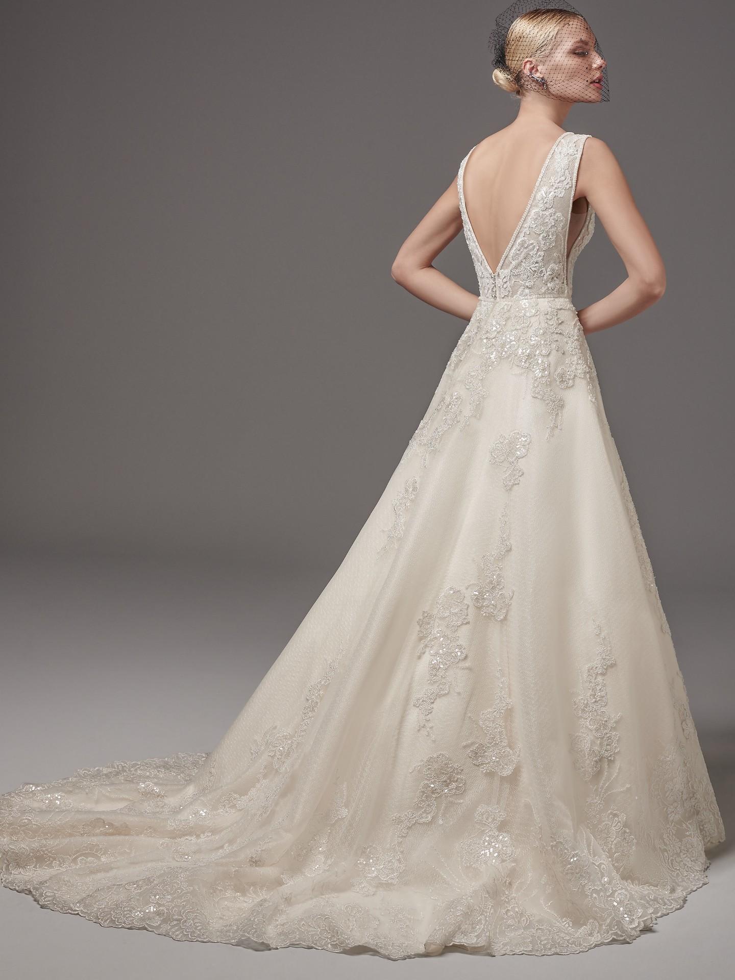 Fullsize Of Colorful Wedding Dresses