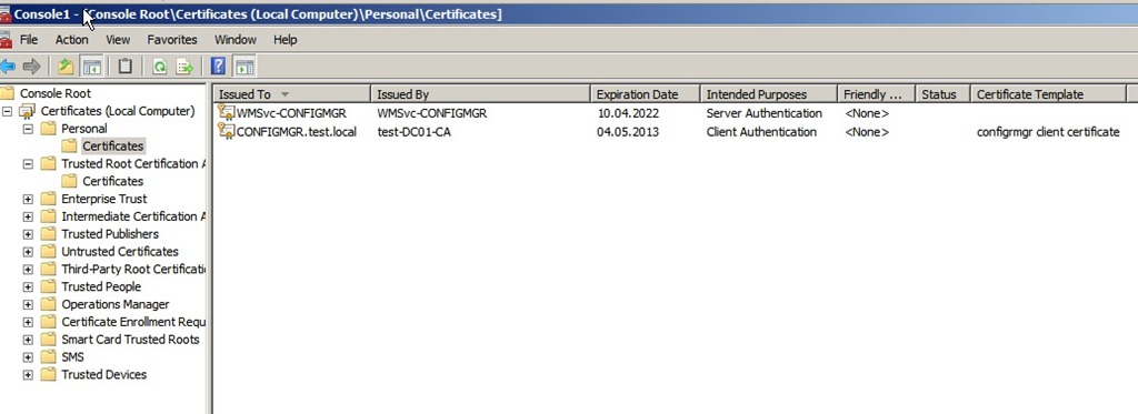 Sccm 2012 and pki marius sandbu now we need to repeat this for creating a certificate template for the configmgr server roles follow the same steps as before but there are some other yadclub Image collections