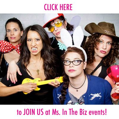 Ms. In The Biz EVENTS!