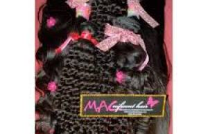 MACnificent Hair Human Hair Extentions1