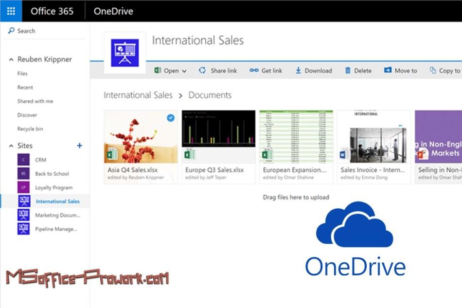 Microsoft анонсировала основные изменения в OneDrive для бизнеса