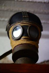 Maska przeciwgazowa / fot. BC