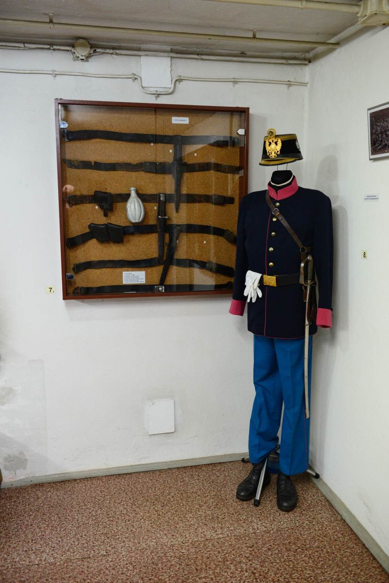 Mundur oficerski / fot. BC