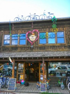 big als, town of Crested Butte