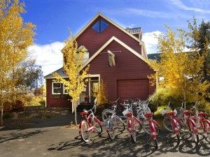 Ruby B&B in downtown Crested Butte, CO