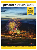 2016 Gunnison-Crested Butte Official Vacation Guide