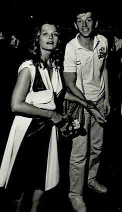 Гастроли «Ленкома» в Риге, 1983 год
