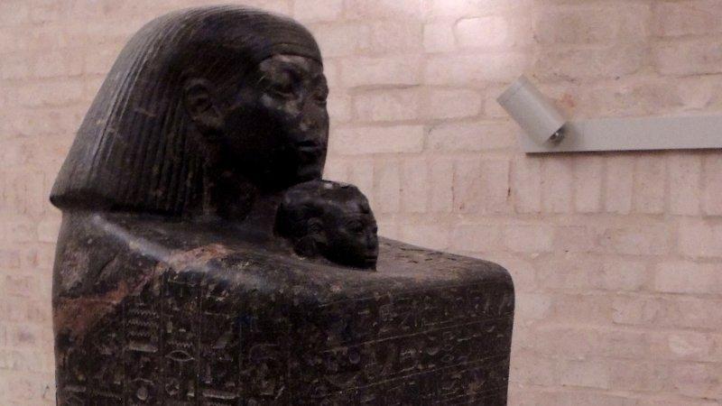 Ученым не дает покоя загадочный звездный потолок гробницы Сенмута