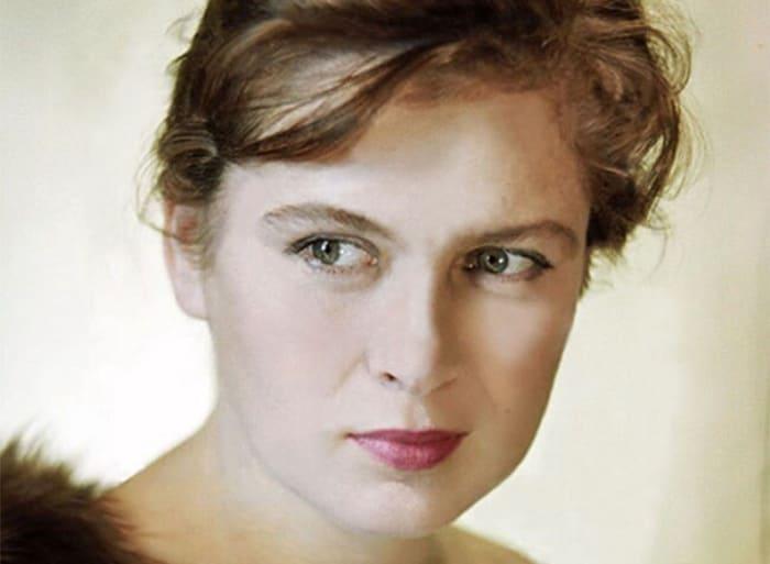 Актриса с драматической судьбой | Фото: liveinternet.ru