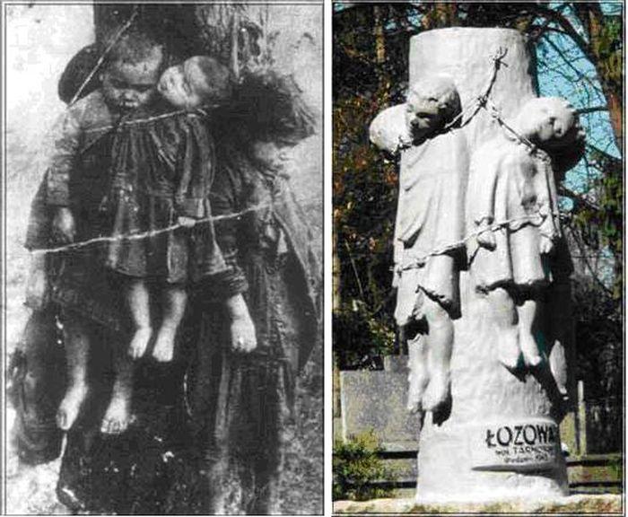 Польша требует от США признать украинскую роль в польском Холокосте