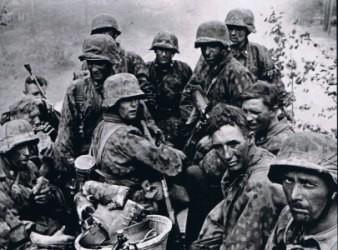 Фото немецких танков и солдат перед началом Курской битвы битва, война, курская
