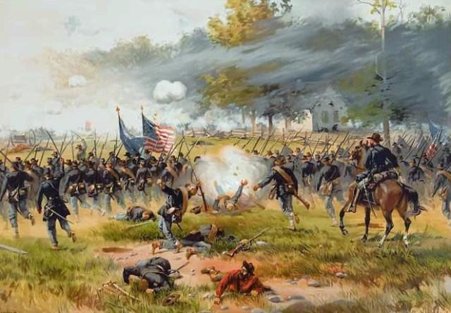 Файл:Battle of Antietam by Thulstrup.jpg