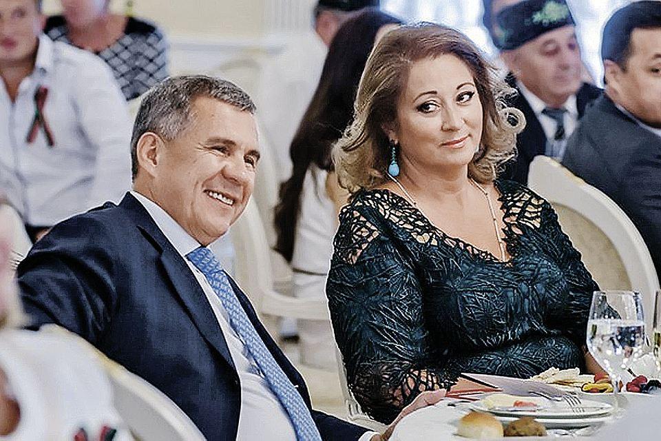 Супруга главы Татарстана Рустама Минниханова задекларировала в прошлом году доход более двух миллиардов рублей. Фото: kazanfirst.ru