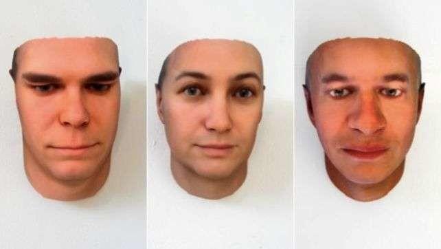 10. Портреты, полученные из ДНК Reired, прогноз, технологии