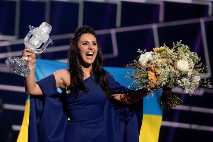Приз в конкурсе евровидения