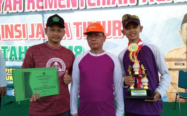 Mewakili Kemenag Kabupaten Malang, MTsN 3 Malang Mampu Mempersembahkan Juara Tingkat Jawa Timur