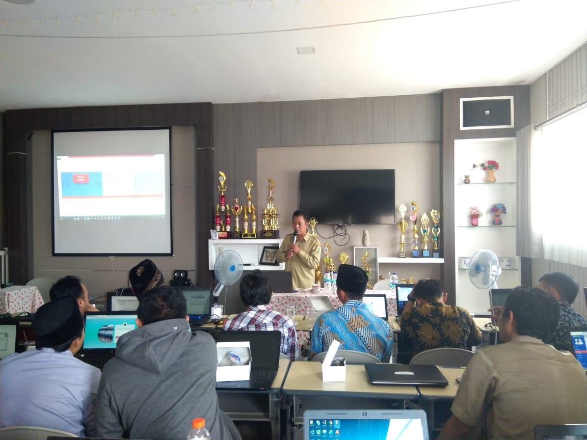 Pelatihan Penyusunan Soal dan Penilaian Berbasis Digital