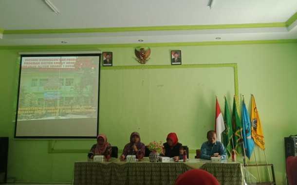 Studi Banding Program SKS Pada MAN 1 Kota Probolinggo