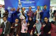 MTsN 3 Malang Juara 1 Madrasah Berliterasi se-Jawa Timur