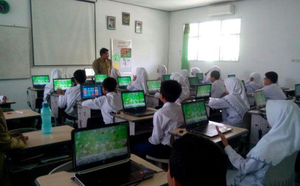 PTSBK, Masa Baru Digitalisasi Evaluasi Belajar MTsN Lawang